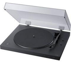 Sony PSLX310BT, Belt Drive Turntable W/ Bluetooth, Black