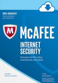 McAfee Internet Security 2018 - 1 Device