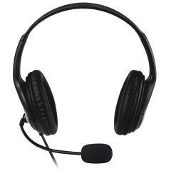 Microsoft JUG00014, Black, LX3000, LifeChat, USB Headset