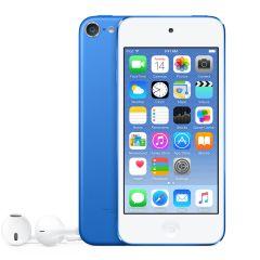 "Apple, MVHU2BTA, 32GB, 4"", iPod Touch 2019, Blue"