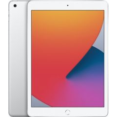 "Apple MYLE2BA, 10.2"", 128GB, 8th Generation iPad, Silver"