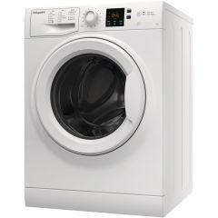 Hotpoint NSWM742UW, 7KG, 1400RPM, Washing Machine, White