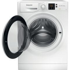 Hotpoint NSWA944CWWUKN, 8KG, 1400rpm, Washing Machine, Graphite