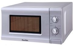 Powerpoint P22720CPMSL, 700 W, Freestanding, Microwave, Silver