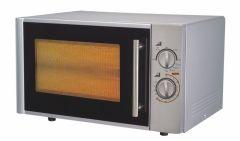 Powerpoint P22925MMSL, 900WT 25L Enamel Cavity, Microwave, Silver