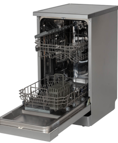 Powerpoint P24510M6SL, 45cm, Dishwasher, Silver