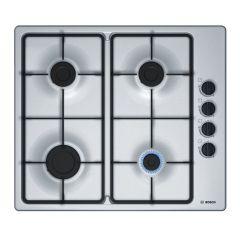 Bosch PBP6B5B60, 60cm, 4 Burner, Gas Hob, White