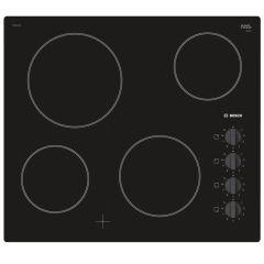 Bosch PKE611CA1E, 60cm, Ceramic Hob, Black