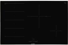 Bosch PXE875BB1E, Serie 4, Induction Hob, Black