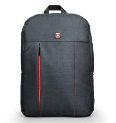 """Port 105330, 15.6"""" Portland Laptop Backpack, Black"""