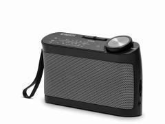 Roberts R9993BK, 3-Band Radio, Black