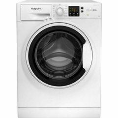 Hotpoint NSWA1043CWWUKN, 10KG, 1400rpm, Washing Machine, White