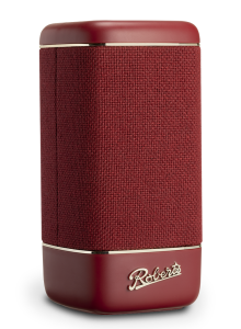 Roberts 330BR, Beacon 330, Portable Speaker, Berry Red