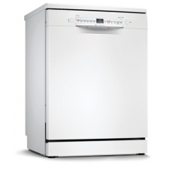 Bosch SMS2HVW66G, 13 Place, Wifi Connected Dishwasher, White