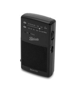 Roberts SPORTS925, Black, Portable Radio