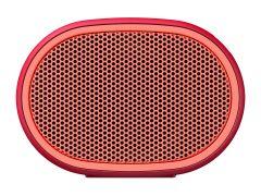 Sony SRS-XB01 Compact Bluetooth Wireless Speaker – Red