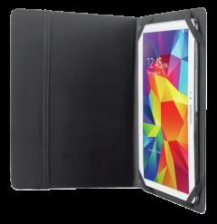 "Trust T20058, Primo Black Folio Case with Stand for 10"", Black"