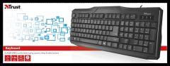 Trust T20623, Classic Line, Keyboard