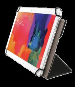 Trust T21068, AEXXO 10.1 Universal Tablet Case, Black
