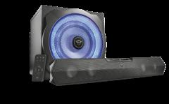 Trust T22329, Tytan 2.1 Subwoofer Speaker Set + Soundbar, Black