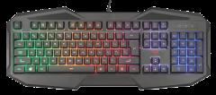 Trust T22514, Illuminated Gaming Keyboard