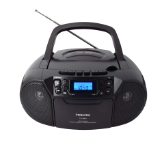 Toshiba TYCKU39, CD Radio with Cassette