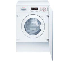 Bosch WKD28542GB, 7KG/4KG, 1400rpm, Integrated Washer Dryer, White