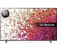 "LG 43NANO756PA, 43"", 4K, Smart LED TV w/ Voice Assistants"
