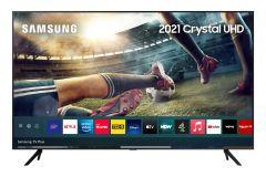 """Samsung UE65AU7100KXXU, 65"""", 4K, HDR LED, Smart TV w/ Voice Assistants"""