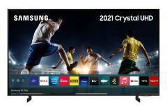 """Samsung UE50AU8000KXXU, 50"""", HDR, Smart LED TV w/ Voice Assistants"""
