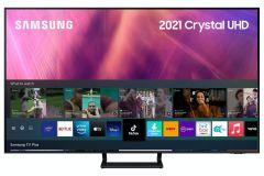 """Samsung UE50AU9070UXXU, 50"""", HDR, Smart LED TV w/ Voice Assistants"""
