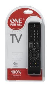 One For All, URC7110, TV Remote