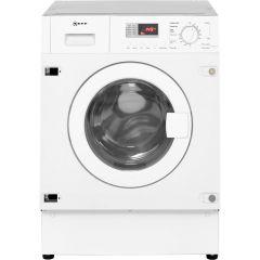 Neff V6320X1GB, 7KG/4KG, 1400RPM, Integrated Washer Dryer, White