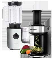 Kenwood Chef, Food Mixers & Processors