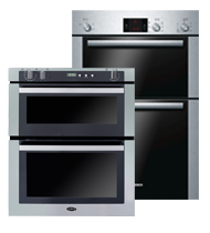 Built-In & Built-Under Double Ovens