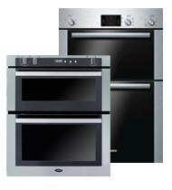 Built-In & Built-Under Double Ovens