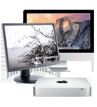 Desktops and Monitors
