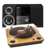 Mini & Micro Hi-Fi Systems
