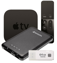 Storage & Streaming Players
