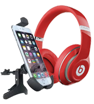 iPod, Audio & Phone Accessories
