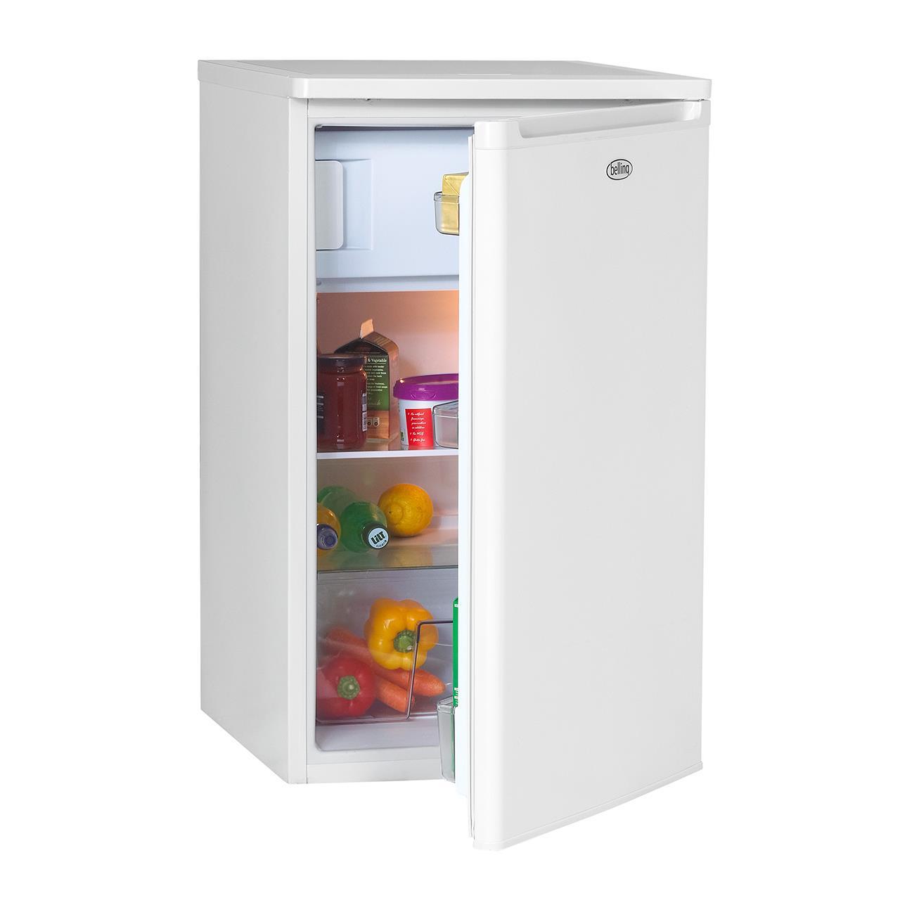 Counter Fridge Buy Belling Br98wh 50cm White Under Counter Fridge With Freezer