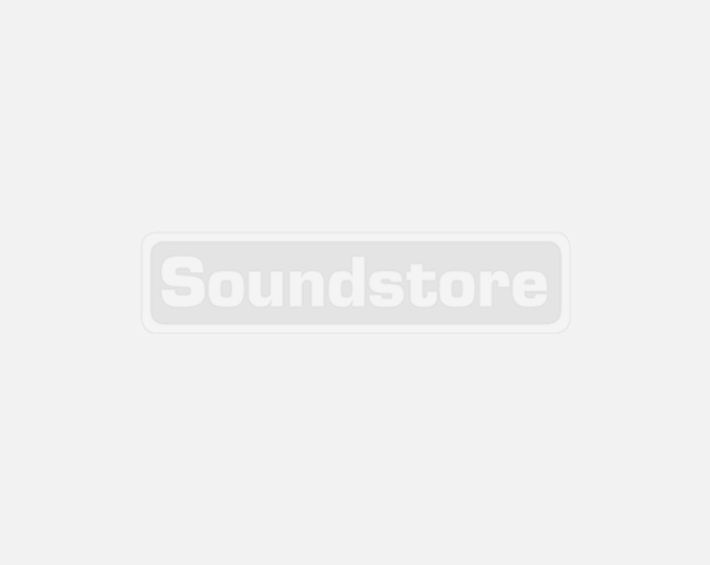 Candy CHTL552BK Undercounter Fridge - Black