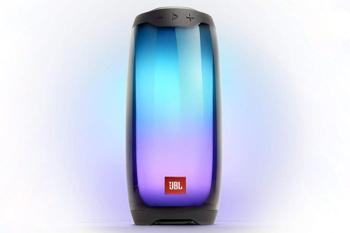 JBL JBLPULSE8BLK, Pulse 8, Light Up Portable Bluetooth Speaker