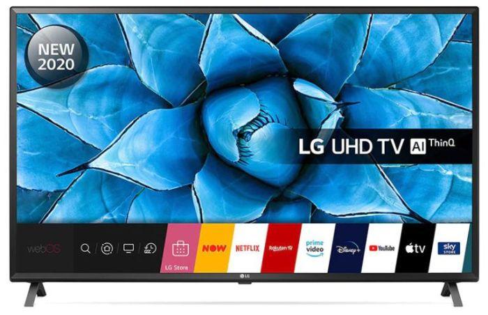 """LG 49UN73006LA 49"""" LED UltraHD 4K HDR10 Pro"""