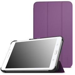 "AQ 014987 Samsung Folio Case for Tab s4, 10.5"", Purple"
