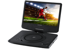 DENVER MT983NB, Portable DVD Player
