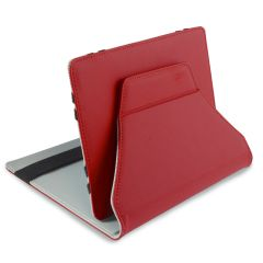 """Leo 027634, 7/8"""", Tablet Case, Red"""