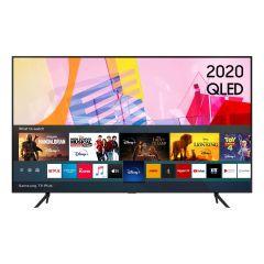 "Samsung QE55Q60TAUXXU, 55"", Q60T, 4K Quantum HDR, QLED Smart TV"