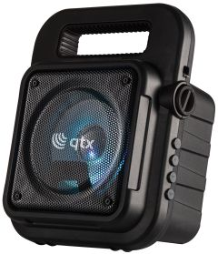Portable Bluetooth Party Speaker with Mic (100615)