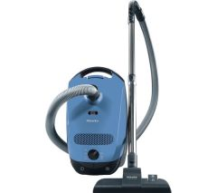 Miele 10660630, Classic C1 Junior Powerline Cylinder, Vacuum Cleaner, Blue